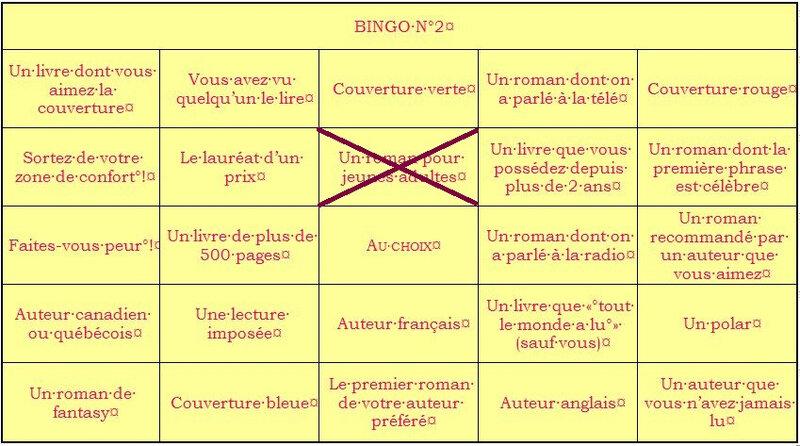 Bingo Jaune - Copie