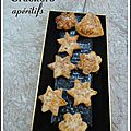 Crackers aperitifs