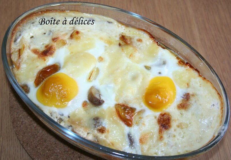 Oeuf-cocotte-bacon