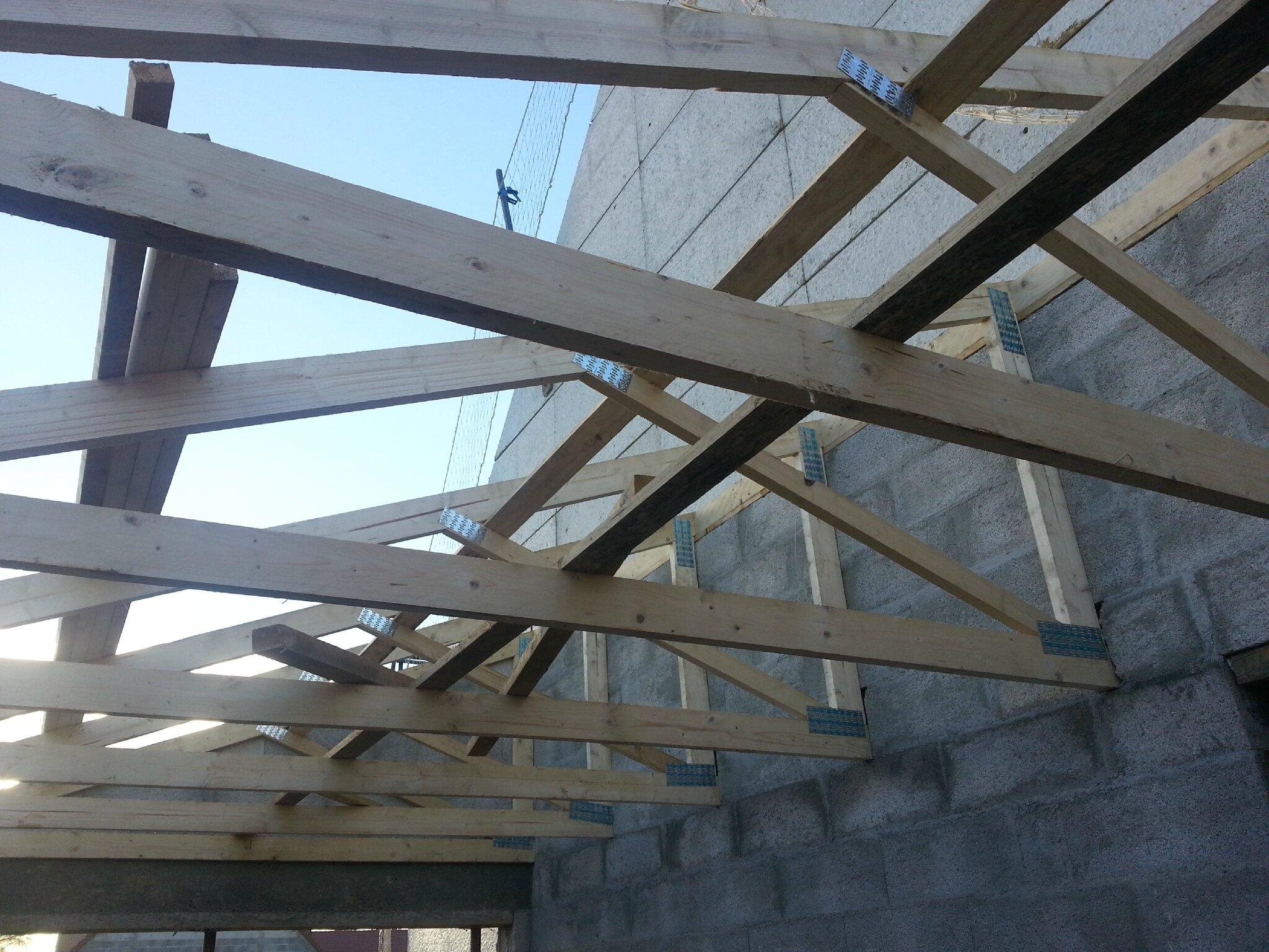 El vation du garage projet de maison ph nix equilibre dans l 39 oise - Construction garage accole maison ...