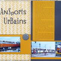 transports urbains