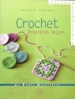 """Résultat de recherche d'images pour """"livre crochet premières leçons"""""""