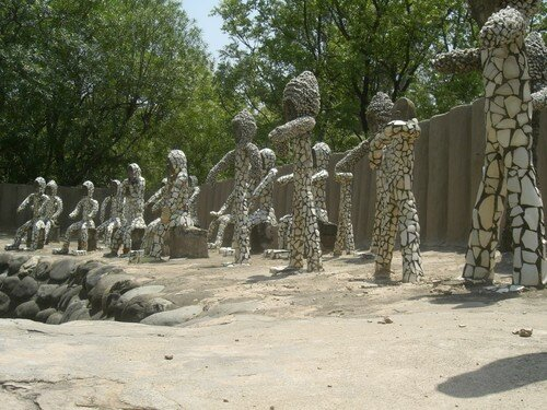 Chandigarh, Nek Chand Fantasy Rock Garden