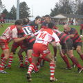 saison 2009 - 2010, matches contre Mussidan