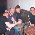 Joffsy, Mystral, Jeremy Clane and Philco Roture 10/03