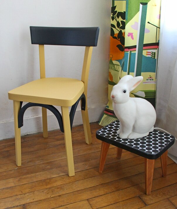 chaise-baumann-moutarde-et-noir-bis