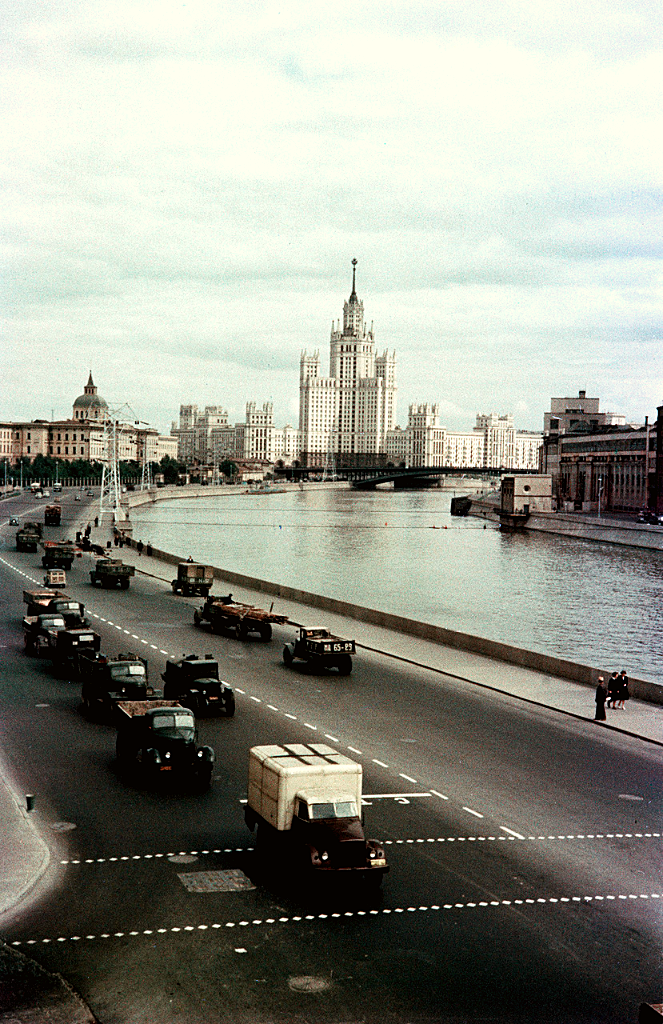 Moscow 1950s5454