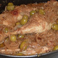 Poulet yassa