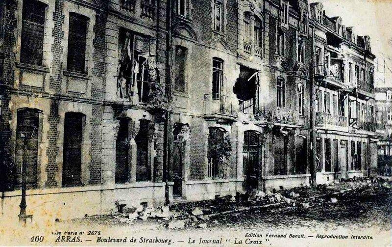 Arras Bd de Strabourg