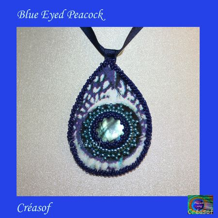 collier blue eyed peacock 2