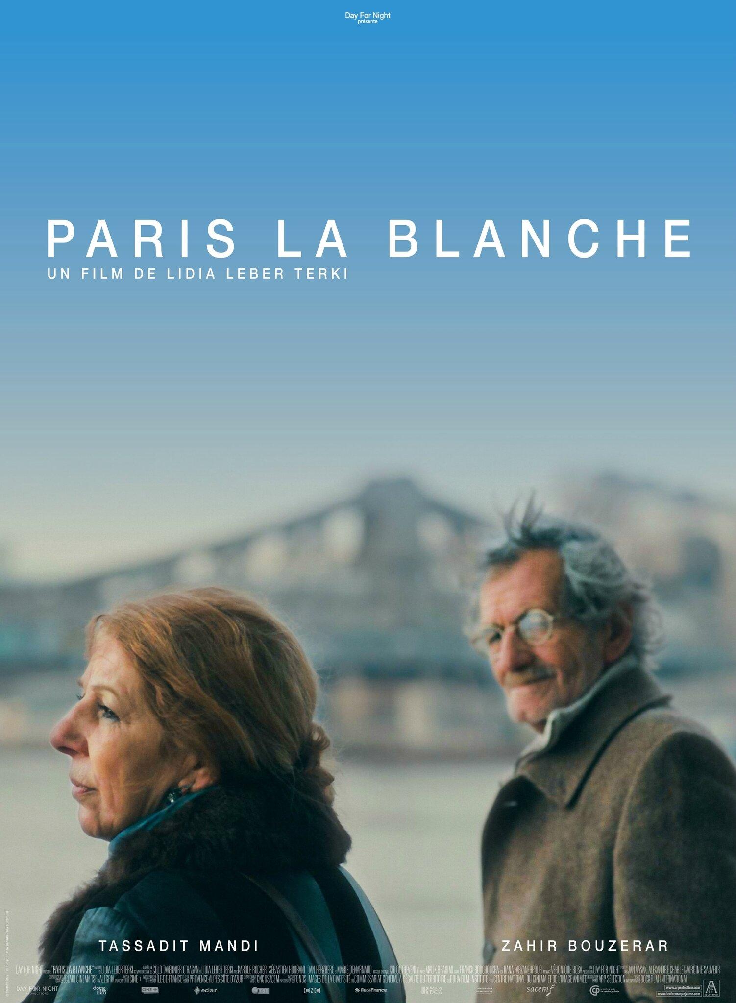 «Paris la blanche», le beau film de Lidia Terki sur le destin brisé des chibanis