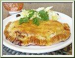 0367- chausson jambon, reblochon et fromage blanc