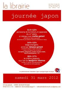 Japon 31-03-2012