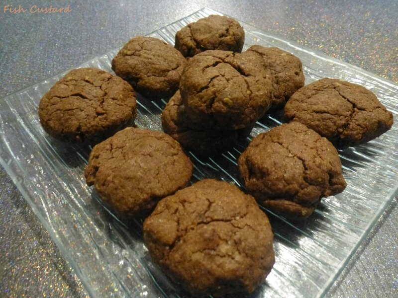 Cookies au beurre de cacahuète et cacao (5)