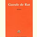 Gueule de rat - jean-pierre andrevon