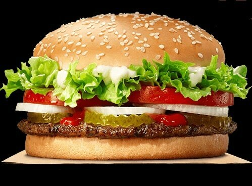 Les Folies Burger Meet People