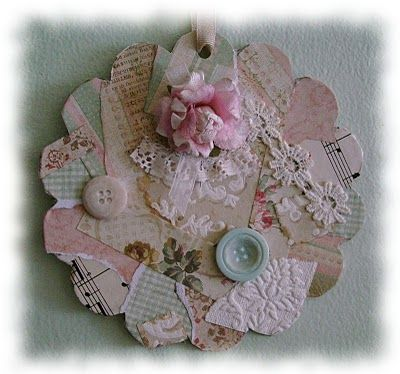 Shabby pink and pretty