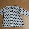 Une deuxième petite blouse...