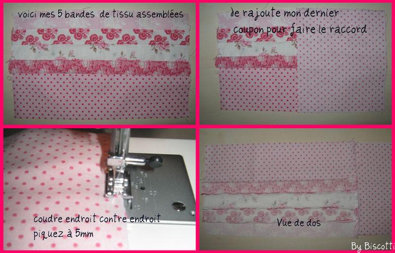 Favori Tuto pur customiser une boite avec du tissu Tilda (de lait ou  PA04
