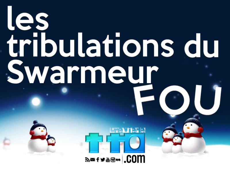 Les tribulations du swarmeur fou