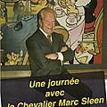 A L Honneur avec Marc Sleen dans le Magazine Tradition 'S ( n) 245)
