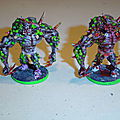 Zombicide : les 2 abominations toxiques