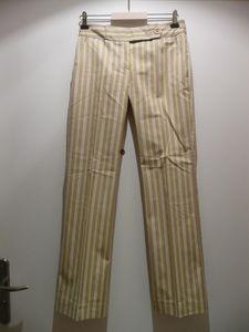 pantalon_rayures_beige_vert_Mango_2