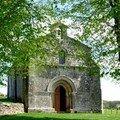 La chapelle templière de Malleyrand