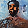 Andy warhol, mao, 1973