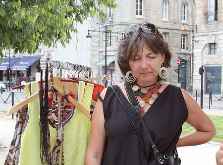 Béatrice ROBICQUET-créatrice de mode