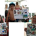 Big festival : atelier collage 2 en images