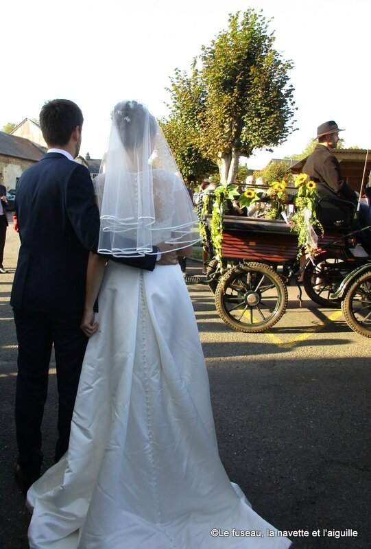 mariage Marie CDC 38
