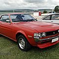 Toyota celica 1600 st 5 speeds 1971-1977