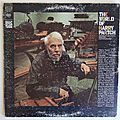 The world of harry partch, columbia masterwors, lp, 1969
