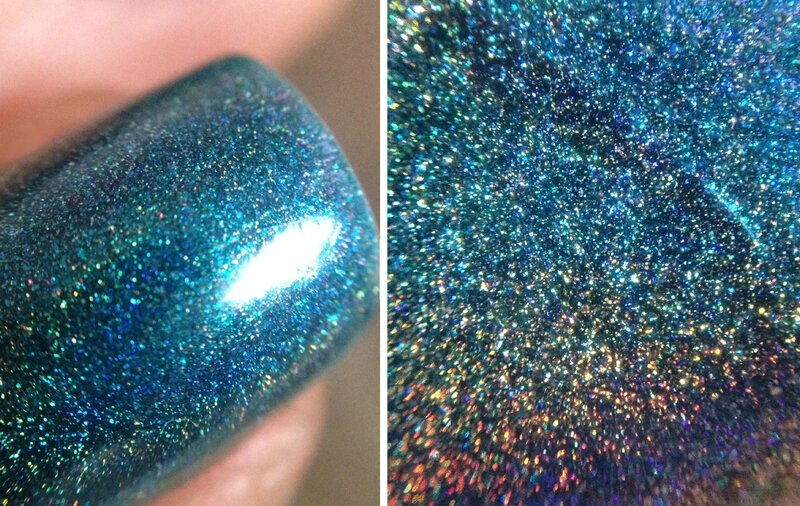 enchanted polish scintealliant