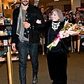 Joe manganiello et anne rice !