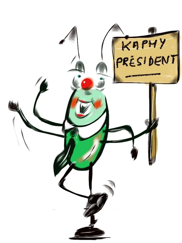 caphy président