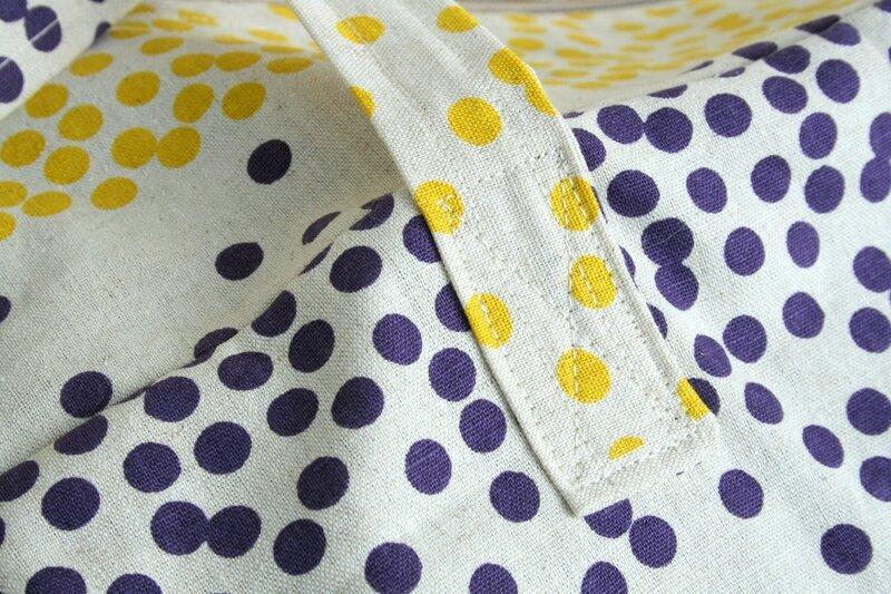Detail sac