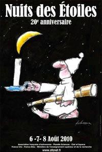 Sauvons les Nuits des Etoiles : pétition