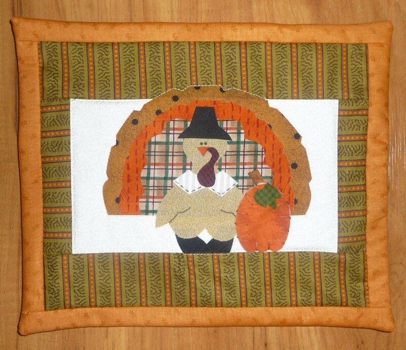 turkeyquilt mini