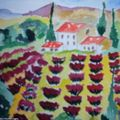 PROVENCE - sur EBAY pseudo lodya-art-gallery