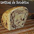Le pain gâteau de la grand mère de manue...