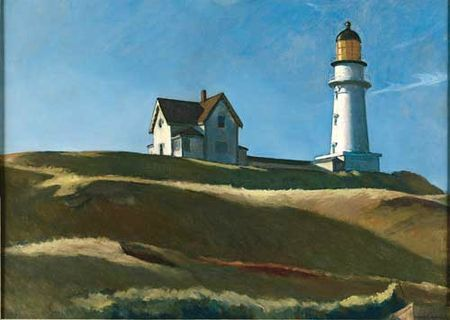 hopper lighthouse