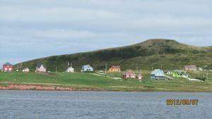 les iles madeleine maisons