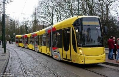 tram de Liège