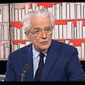 Pascal pérrineau sur lcp au sujet du front national le 05/04/2014