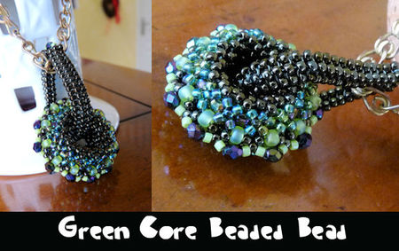 Green_Core_Beaded_Bead
