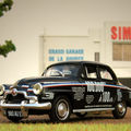 Simca aronde des records 1953