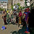 Ca jazz à Saint-Germain des Prés.