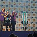 Hatsune Miku sur scène